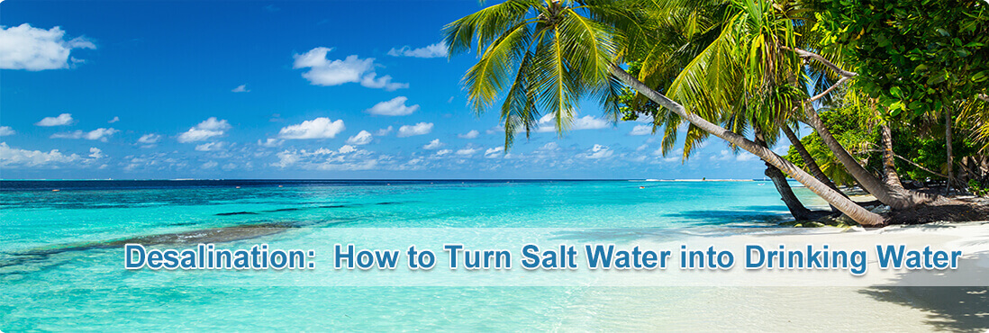 How To Turn Salt Water To Drinking Water - Apex