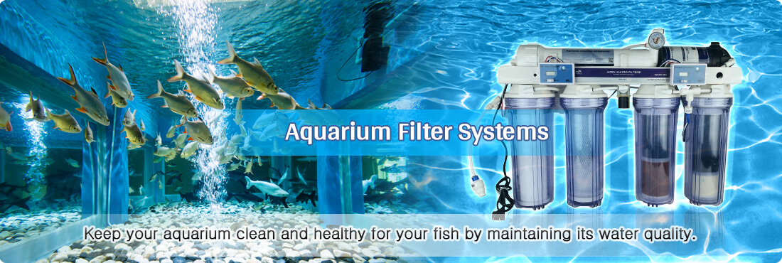 Aquarium Water Filtration System