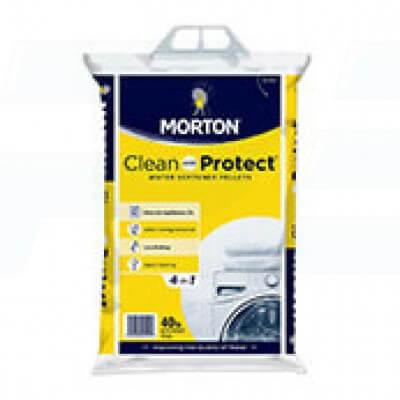 Clean & Protect Water Softner Salt Pellets(40 Lb)