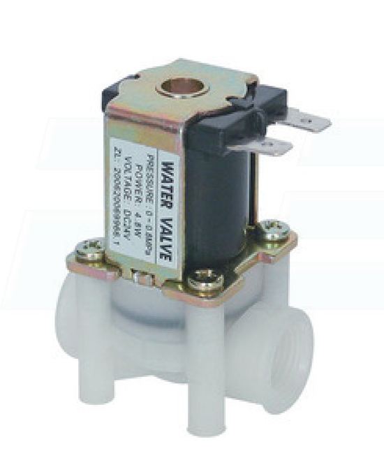 Solenoid Valve Replacement -1-4 NPT for RO Systems
