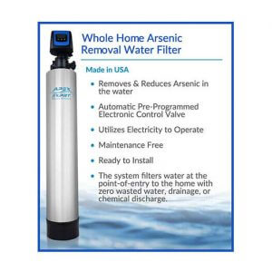 APEX Whole Home Arsenic Removal Water Filter