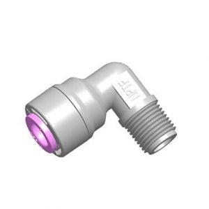 reverse osmosis check valve elbow