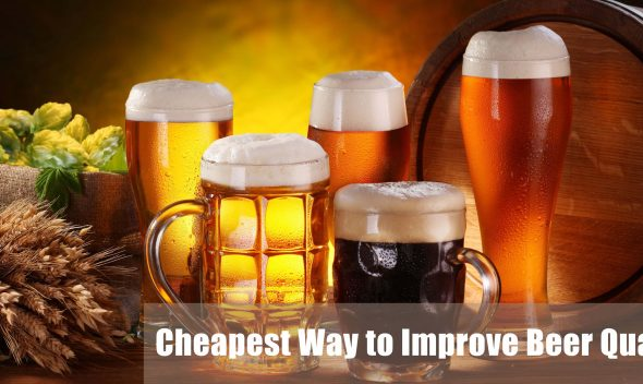 Improve Beer Quality