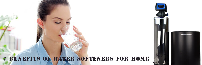 Benefits of water softener